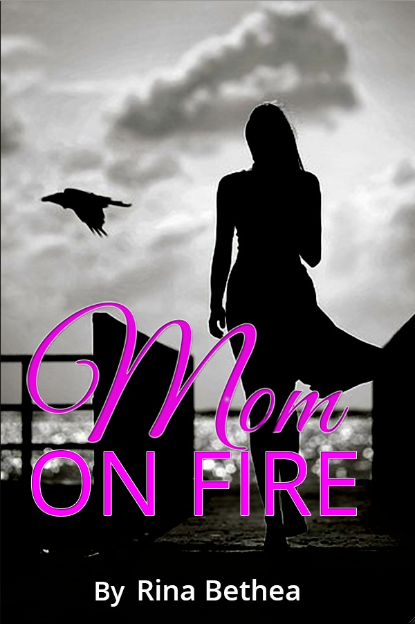 mom on fire book cover