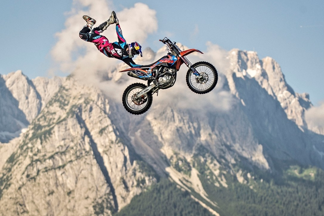 Red Bull X-Fighters World Tour in Munich